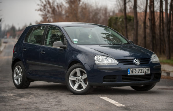 VW GOLF 2.0 SDI 221 TYŚ KM 2007R