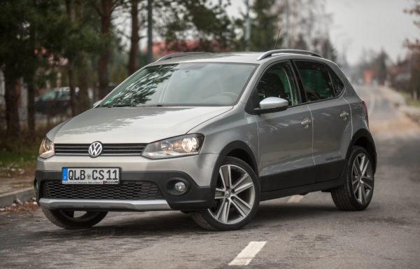 VW POLO CROSS 1.4 MPI 64TYŚ KM 2011R Z NIEMIEC