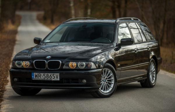 BMW seria 5 E39 2,5 D 163KM 2001R 247TYŚ KM