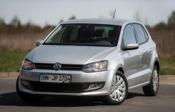 VW POLO V 1,2 BENZYNA 70KM HIGHTLINE 2011 159000 KM
